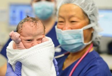 World-Class Maternity Care